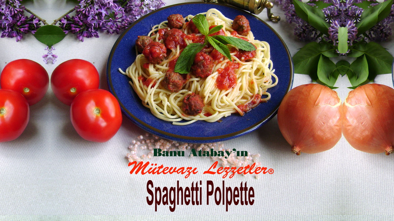 Akdeniz Usulü Spaghetti