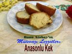 Anasonlu Kek (g�rsel)