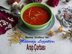 Arap �orbas� (g�rsel)