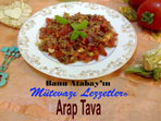 Arap Tava (g�rsel)
