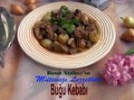 Bu�u Kebab� (g�rsel)