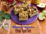 Elmal� Tepsi Tart� (g�rsel)