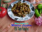 Etli Taze Fasulye (g�rsel)