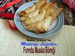 Fırında Muska Böreği (görsel)