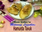 Hamurda Tavuk (g�rsel)