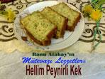 Hellim Peynirli Kek (g�rsel)