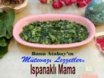 Ispanaklı Mama (görsel)