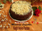Kağıt Helva Pastası (görsel)