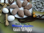 Kakaolu Tatlı Poğaça (görsel)