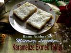 Karamelize Ekmek Tatl�s� (g�rsel)