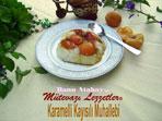 Karamelli Kay�s�l� Muhallebi (g�rsel)