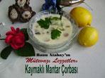 Kaymakl� Mantar �orbas� (g�rsel)
