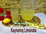 Kaynamış Limonata (görsel)