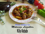 Kilis Kebabı (görsel)