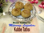Kubbe Tatl�s� (g�rsel)