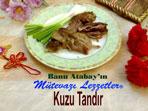 Kuzu Tand�r (g�rsel)