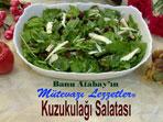 Kuzukula�� Salatas� (g�rsel)