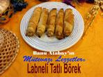 Labneli Tatlı Börek (görsel)