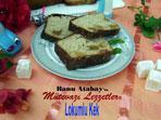 Lokumlu Kek (g�rsel)