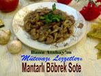 Mantarl� B�brek Sote (g�rsel)