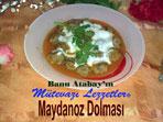 Maydanoz Dolmasi (g�rsel)