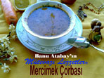 Mercimek �orbas� (g�rsel)