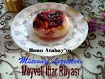 Meyveli �ftar R�yas� (g�rsel)