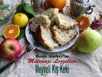 Meyveli K�� Keki (g�rsel)