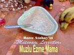 Muzlu Ezme Mama (görsel)