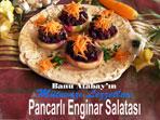 Pancarl� Enginar Salatas� (g�rsel)