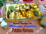 Patates Humusu (görsel)