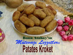 Patates Kroket (görsel)