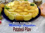Patatesli Pilav (görsel)