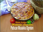 Patlıcan Musakka Ogreten (görsel)