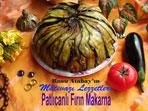 Patl�canl� F�r�n Makarna (g�rsel)
