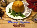 Perde Pilav� (g�rsel)