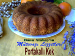 Portakall� Kek (g�rsel)
