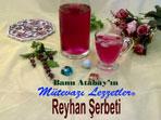 Reyhan Şerbeti (görsel)