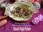 Sebzeli Ka��t Kebab� (g�rsel)