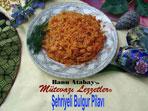 �ehriyeli Bulgur Pilav� (g�rsel)