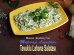 Tavuklu Lahana Salatası (görsel)