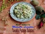 Tavuklu Patates Salatası (görsel)