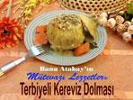 Terbiyeli Kereviz Dolmas� (g�rsel)