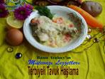 Terbiyeli Tavuk Ha�lama (g�rsel)