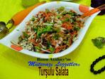 Tur�ulu Salata (g�rsel)