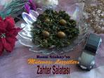 Zahter Salatası (görsel)